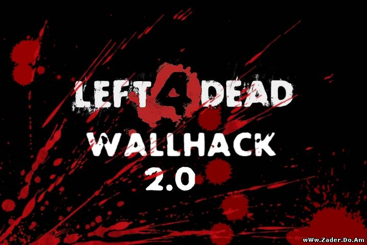 Wh для Left 4 Dead (проверенный 100% не палится Valve)