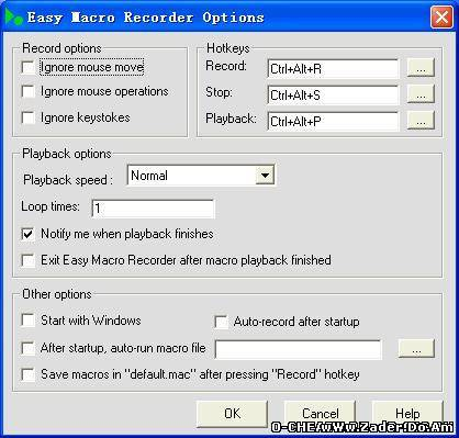 Easy Macro Recorder v3.68 для Lineage 2