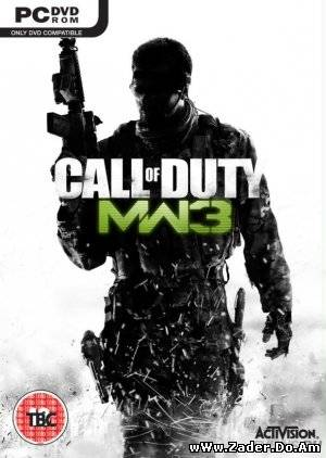 Скачать Call OF Duty Modern Warfare 3 ТОРРЕНТ